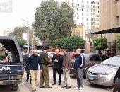 ننشر الصور الأولى لوالد المتهم راجح أثناء حضوره استئناف المتهمين بقتل محمود البنا