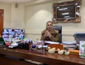 رئيس جهاز مدينة بدر يتفقد استعدادات استقبال موسم الشتاء بالمدينة