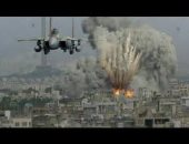 قصف صاروخى إسرائيلى جنوب قطاع غزة