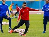مدرب بيراميدز يتراجع ويضم عبد الله السعيد لقائمة مباراة دجلة