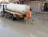 هطول أمطار غزيرة على مناطق متفرقة فى الإسكندرية..ورفع درجة الاستعداد القصوى