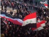 لحظات إنسانية تأسر القلوب بين الجيش والشعب العراقي.. فيديو