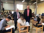 نائب رئيس جامعة طنطا: حظر المحمول داخل لجان الامتحانات وإجراءات صارمة ضد الغش