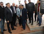 محافظ المنوفية: الانتهاء من 36 مشروع بقطاع مياه الشرب والصرف الصحى