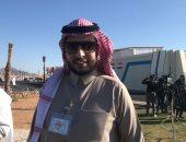 أشهر معلق سباقات هجن فى الخليج يشارك فى مهرجان شرم الشيخ التراثى
