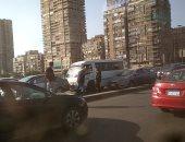 مصرع طالبة صدمتها سيارة أثناء عبورها الطريق في مدينة نصر