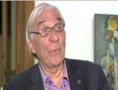 يقرأ قصيدته العذراء.. شاهد آخر فيديو للشاعر فؤاد طمان قبل رحيله