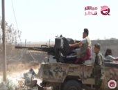 شاهد.. مباشر قطر يرصد خروقات الهدنة الليبية ووصول المرتزقة الأتراك