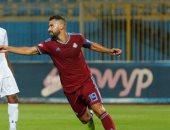 عبد الله السعيد يقود جلسات تحفيز لاعبى بيراميدز قبل مواجهة حوريا الغينى