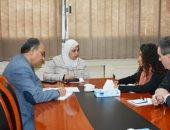 الرى وسفارة هولندا يبحثان برنامج التعاون الجديد فى إدارة المياه والأمن الغذائى