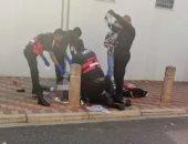 أول صورة لمحاولة اغتيال يوسف احمد ديدات
