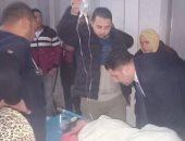 محافظة القاهرة: إصابة 6 أشخاص فى انهيار بلكونة عقار بروض الفرج