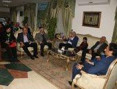 صور.. محافظ جنوب سيناء يشكر جميع المشاركين بمهرجان شرم الشيخ التراثى