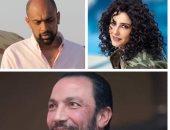 """أبطال """"القاهرة كابول"""" يصورون المشاهد الأخيرة من المسلسل اليوم"""