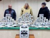 سقوط 3 متهمين بحيازة 4ملايين جنيه عملات أجنبية قبل ترويجها بالسوق السوداء