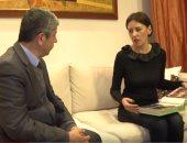 فيديو.. أرملة أوكرانية تروي تفاصيل وفاة زوجها على الطائرة المنكوبة