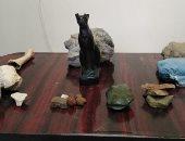 حبس 4 أشخاص بتهمة حيازة تمثال أثرى قبل بيعه فى النزهة 4 أيام