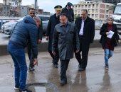 محافظ الإسكندرية: إعادة تشغيل كوبرى محرم بك غدا ..ورفع كفاءته بالكامل