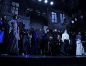 AMI Paris تفتتح أسبوع موضة باريس بعرض على خشبة مسرح تريانون.. صور