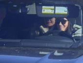 ميجان ماركل تقود سيارتها لاستقبال صديقتها فى مطار بكندا.. فيديو وصور