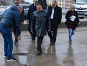 محافظ الإسكندرية: إعادة تشغيل كوبرى محرم بك اليوم.. ورفع كفاءته بالكامل