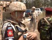 المركز الروسى للمصالحة: مسلحو إدلب وراء استهداف دورية روسية تركية بعبوة ناسفة
