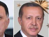 البرلمان الليبى يقاضى السراج وأردوغان لانتهاكهما تعهدات مؤتمر برلين