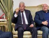 خالد فودة يكشف للنواب: إنشاء محافظة وسط سيناء قريبا