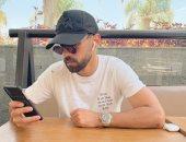 قصة صور..عبد الله السعيد.. الهادئ المثير للصخب
