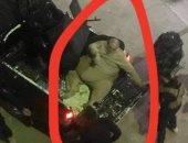 صور القبض على مفتى داعش فى الموصل ونقله على شاحنة بسبب السمنة المفرطة