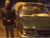 """أول صورة للمتهم بقتل شهيد الشهامة بالدقهلية.. ويعترف: """"زقيته تحت العربية"""""""