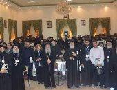 مسئولو الكليات الإكليريكية يجتمعون بدير العرب ويبحثون توحيد المناهج