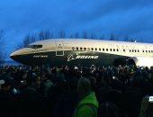"""قصة أعطال طائرات """"بوينج 737 ماكس"""" التى أودت بحياة 346 شخصا.. 8 ملايين دولار غرامات على عملاق صناعة الطائرات الأمريكية.. 300 طائرة تحوى عيوب تصنيع والطراز ممنوع من التحليق.. الشركة تعلن اكتشاف خطأ جديد"""