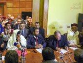 موجز السياسة..القبائل العربية والليبية تدعم الجيش الليبى في مواجهة أردوغان