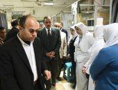 محافظ كفر الشيخ يناقش سبل تطبيق المنظومة المتكاملة للمعلومات ومكينة الخدمات