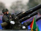 عرض عسكرى حاشد بمناسبة يوم القوات المسلحة بمشاركة ملك تايلاند