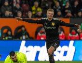 ملخص مباراة اوجسبورج ضد دورتموند فى الدوري الالماني
