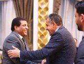 فاروق جعفر: كنت واحدا من 3 لاعبين دعاهم الرئيس السادات لزفاف إبنته