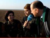 نشأت الديهى ينفرد بحوار مع كرديات حاربن تنظيم داعش فى سوريا.. فيديو