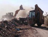محافظة الجيزة تعلن رفع 400 ألف طن مخلفات قمامة خلال شهر فبراير