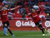 مايوركا يفاجئ فالنسيا بثلاثية مذلة فى الشوط الأول بالدوري الإسباني