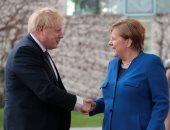 جونسون: بريطانيا بأكملها تتمنى أفضل الأمنيات لهارى وميجان