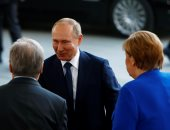 بوتين: لم نفقد الأمل فى استمرار الحوار وحل الصراع الليبى