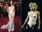 """9 لحظات مهمة فى تاريخ مصمم الأزياء جان بول جوتييه قبل """"العرض الأخير"""""""