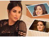 نجمات آل عامر تميمة حظ ياسمين صبري في مسلسلاتها.. اعرف الحكاية