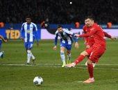 هيرتا برلين ضد البايرن.. ليفاندوفسكى يصل لـ600 مباراة مع الأندية