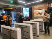 أمازون تسعى للسماح للمتسوقين الدفع عبر التلويح بأيديهم