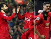التشكيل المتوقع لقمة ليفربول ضد مانشستر يونايتد بالدوري الإنجليزي