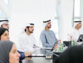 ولى عهد دبى يعتمد استراتيجية مؤسسة دبى للمستقبل للسنوات الثلاث المقبلة