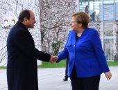 متحدث الرئاسة ينشر فيديو مشاركة السيسى فى قمة برلين حول ليبيا